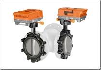 3-tie Control butterfly valves laippa (PN 16, DN 150...DN 300)